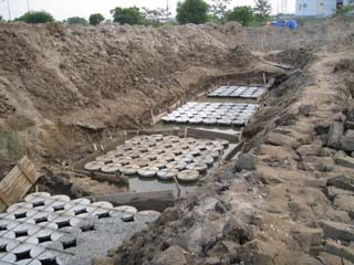 Công nghệ top base- giải pháp cho nền đất yếu
