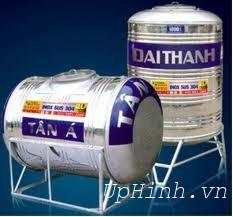 Bồn chứa nước INOX