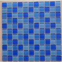 Gạch Mosaic Thủy tinh hồ bơi