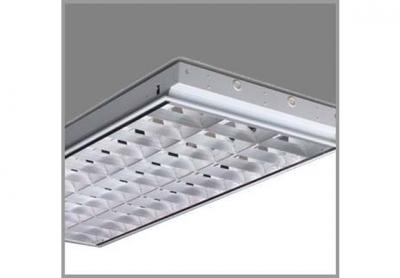 Máng đèn phản quang 3 bóng 1.2m duhal (chưa bao gồm bóng)