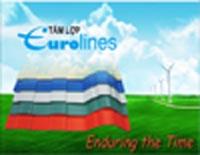 Tấm lợp Eurolines