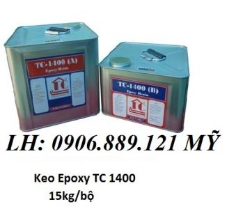 Keo Epoxy Xử Lý Nứt Tc-E206, Tc-E500, Tc-1400, Tc-1401
