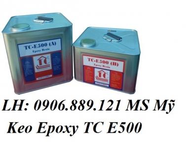 Keo epoxy TCK-E500