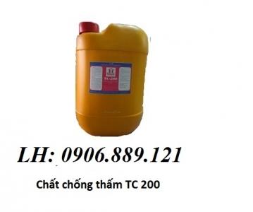 Hóa chất chống thấm TC 200