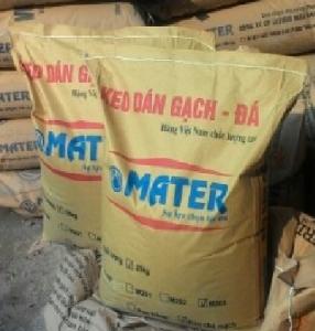 Keo dán gạch - đá lát nền Mater