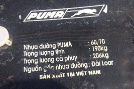 Nhựa đường Puma