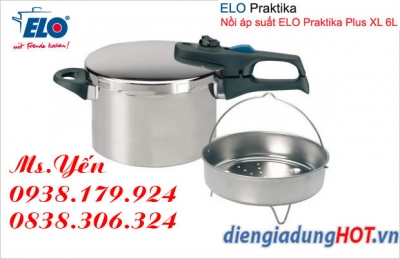 Siêu Phong chuyên cung cấp nồi áp suất Elo Praktika Plus XL 6L giá tốt trên thị ...