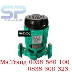 Máy bơm tuần hoàn nước nóng PH-2200Q chính hãng