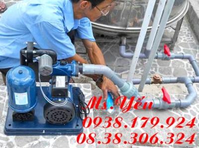 Siêu Phong chuyên cung cấp máy bơm nước gia đình TP.HCM giá rẻ
