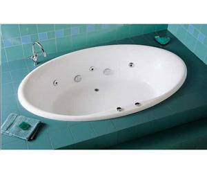 Bồn tắm massage Caroma Serenity tiêu chuẩn Úc