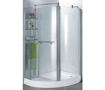 Phòng tắm kính cửa mở Rivington tiêu chuẩn Úc
