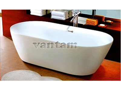 Bồn tắm Đá Nhân tạo Polystone (Solic Surface) tiêu chuẩn Úc