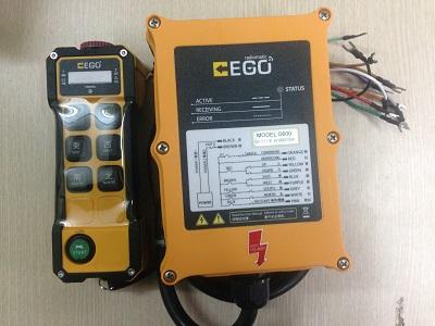 Bộ điều khiển cầu trục từ xa Ego G600
