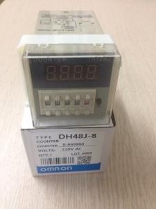 BỘ ĐẾM SẢN PHẨM OMRON DH48J-A(8)