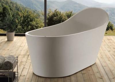 Bồn tắm dài ngoài trắng Rivington tiêu chuẩn Australia