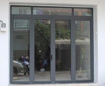 Lựa chọn cửa nhôm Việt pháp cho nhà xây mới