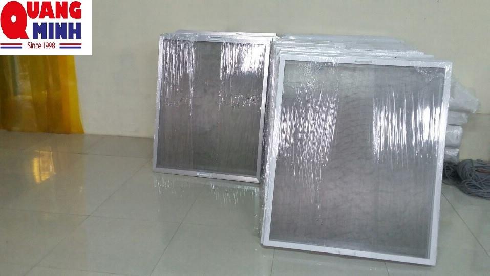 Vách ngăn côn trùng   sử dụng lưới INOX SUS 316