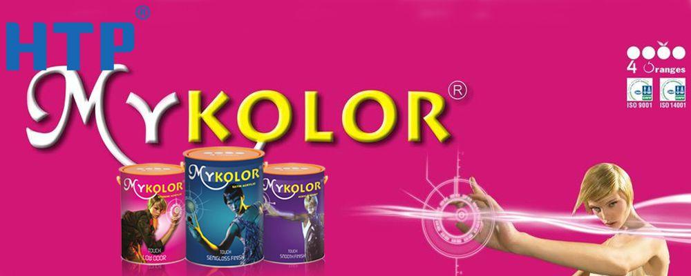 Công ty bán sơn Mykolor giá tốt nhất miền Nam, hỗ trợ giao hàng trên toàn quốc.