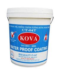 Tổng đại lý sơn chống thấm Kova cho mái tại miền Nam