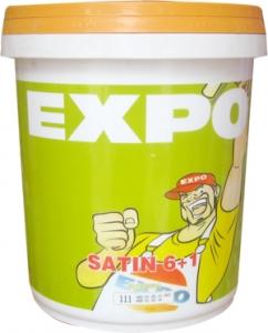 Sơn nước Expo-Thương hiệu nổi tiếng của 4 oranges