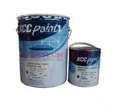 Đại lý chuyên cung cấp sơn epoxy kcc cho kim loại