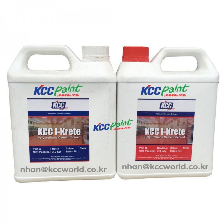 Mở đại lý sơn epoxy KCC cho bồn chứa nước