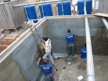 Hợp Thành Phát nơi cung cấp chất chống thấm sika cho bể bơi giá rẻ