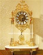Đồng hồ cổ mạ vàng CL40