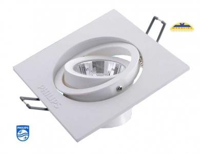 Bộ đèn âm trần GD022B 1 bóng Philips công nghệ led