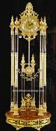 Đồng hồ cổ mạ vàng CL53