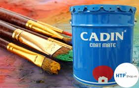 sơn chống nóng cadin giá tốt