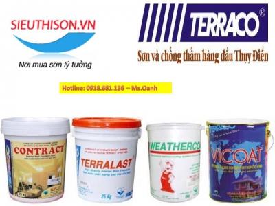 Đại lý bán sơn chống thấm Terraco Weathercoat Resin tại Sài Gòn