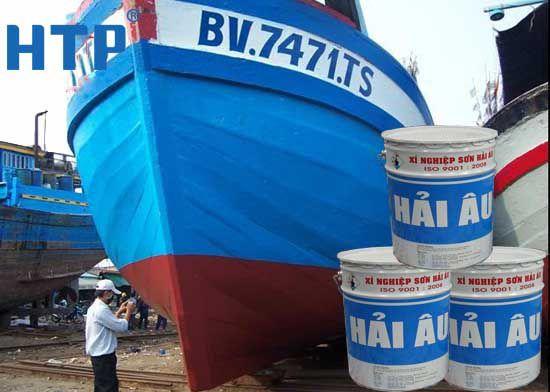 Cần tìm đại lý bán sơn chịu nhiệt Hải Âu giá rẻ uy tín tại TPHCM