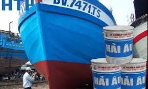 Đại lý cung cấp sơn chống hà Hải Âu AF3-557