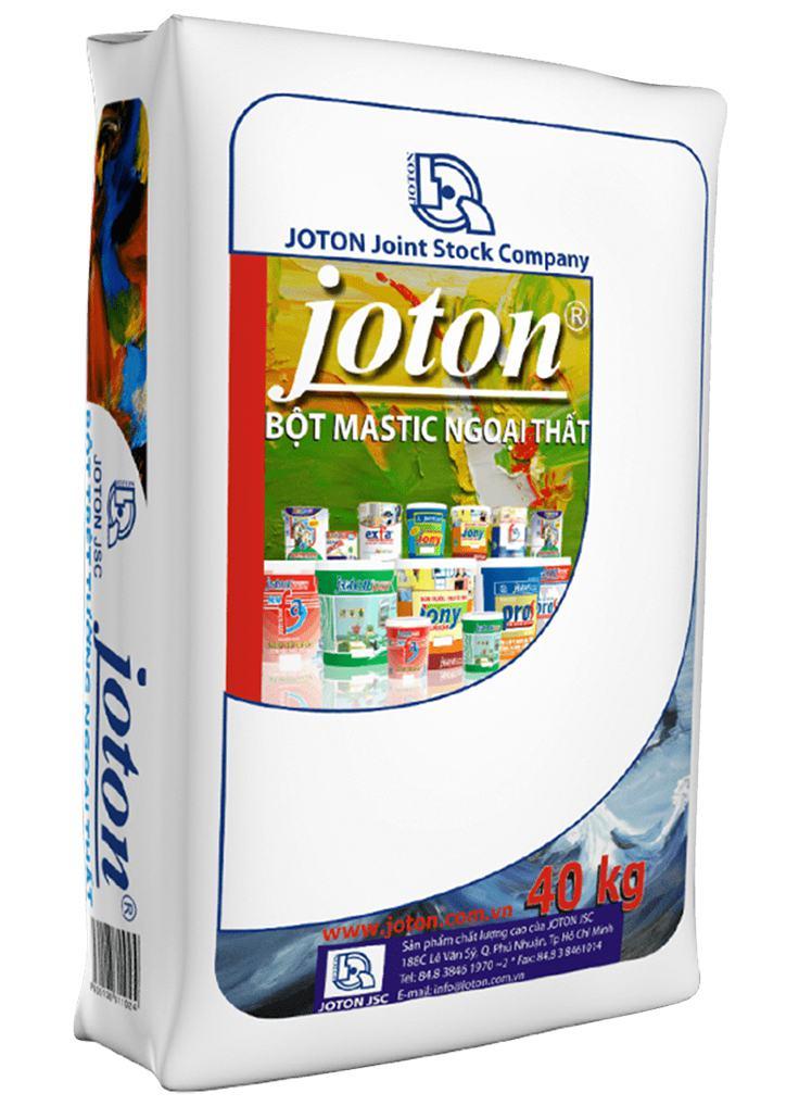 Tìm cửa hàng bán Bột trét ngoại thất Joton giá rẻ tại TP.HCM