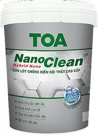 Sơn lót nội thất TOA Nanoclean Sealer|Thùng 18lit