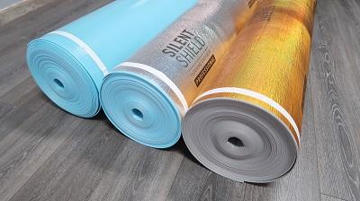 Silent Shield Underlay - Tấm lót cách âm bảo vệ sàn gỗ