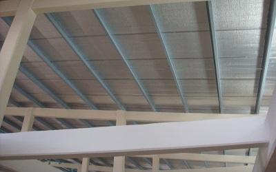 Thermobreak Roof - Cách nhiệt mái