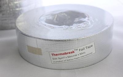 Thermobreak Foil Tape - Băng keo nhôm