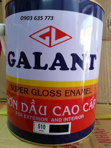 Shop bán sơn dầu Galant thùng 17,5 lít giá rẻ tại TPHCM