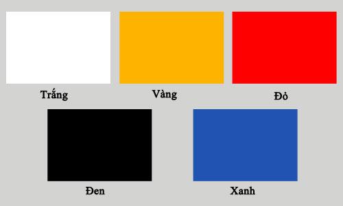 Đại lý bán sơn phản quang nippon màu đen lon 5 lít giá rẻ tại Quận 9