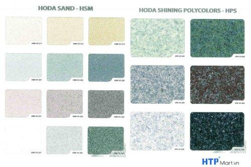 Công ty bán sơn giả đá Hòa Bình HSM  uy tín tại Bình Dương