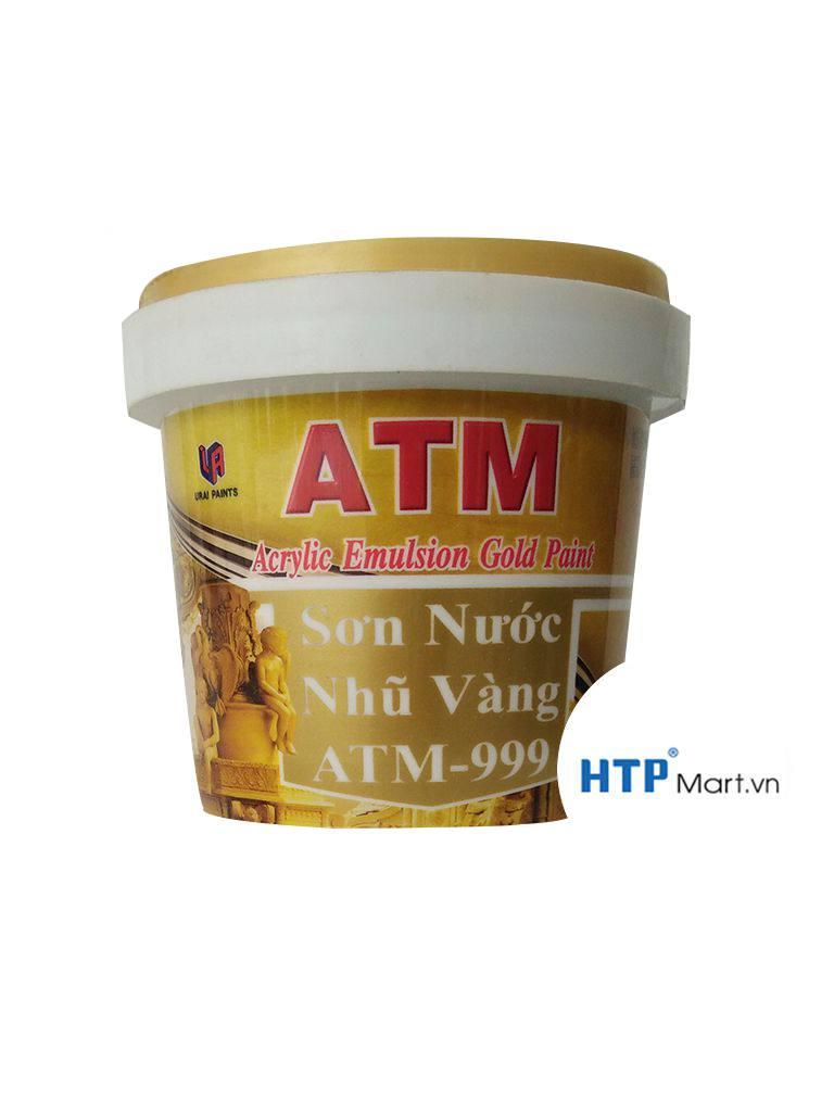 Cần mua sơn lót nhũ vàng ATM 999 lon 875ml