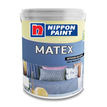 Sơn nước nội thất Nippon Matex giá rẻ tại TPHCM