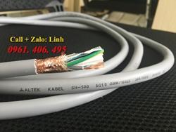 Nhập khẩu phân phối trực tiếp cáp điều khiển 5 lõi hiệu Altek Kabel