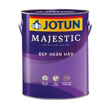 Sơn nước nội thất Jotun Majestic đẹp hoàn hảo mờ 15L có giá bao nhiêu?
